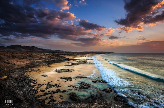 Playa del Castillo Ryszard Lomnicki #312396