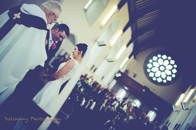Krzysztof Dolinny wedding in Wicklow by wedding photographer Dolinny