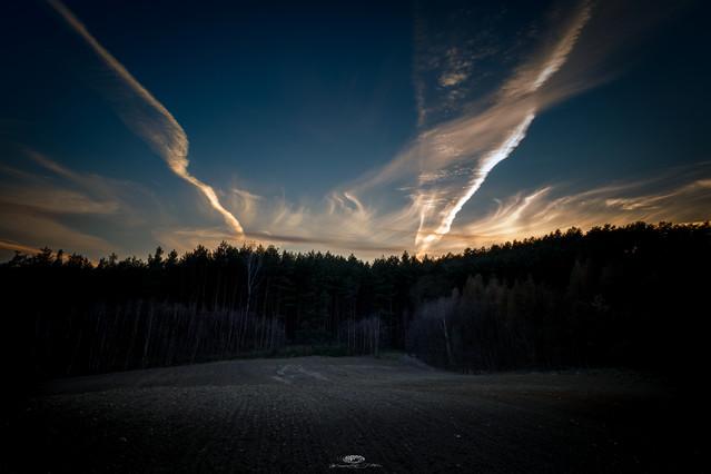 Płonące Niebo Krzysztof Tollas #331478