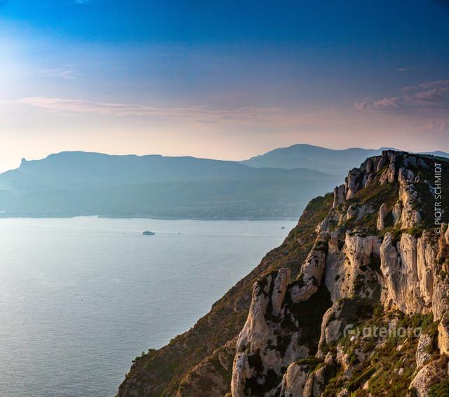 Paysage marin - Vue de la Route des Crêtes II Parc Naturel