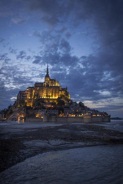 Mont Saint - Michel Magdalena Szurek #300451