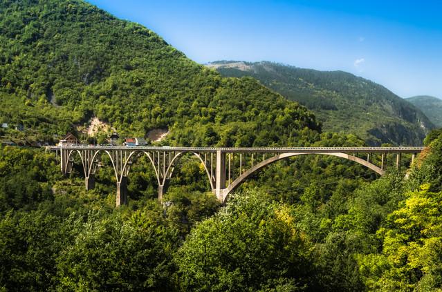 most na Đurđevića Tari Igor Godlewski #295356