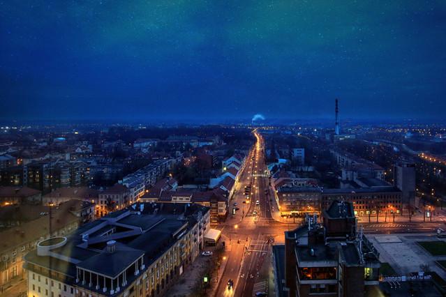 Kłajpeda, Litwa Panorama ROleksandra #325689