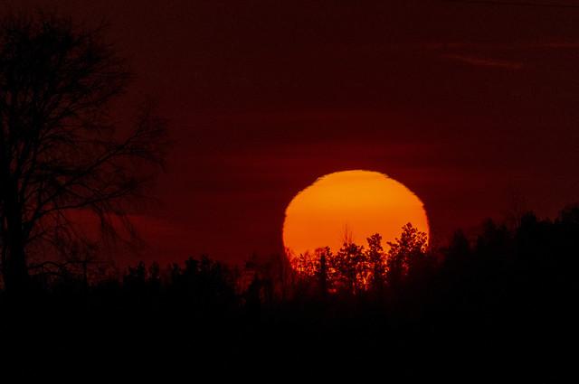 Jak widać słońce nie jest okrągłe D_WOJTALA #328913