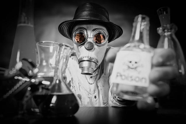 ''Szalony Alchemik'' Krzysztof Dymkowski #307059