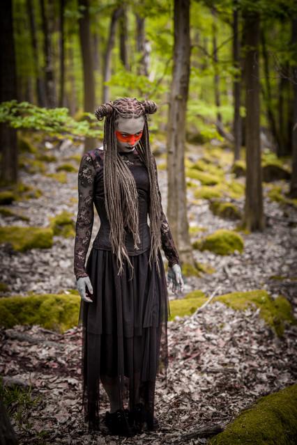 Transmutacja Modelka: Eliza Siudak Piotr Schmidt #326359