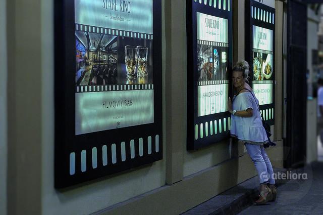 w starym kinie Mariusz Kusy Fotografia #328857
