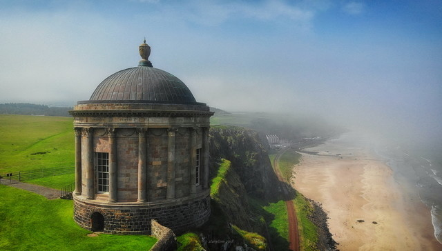 Mussenden Temple - Castlerock - N.Ireland atenytom #335211