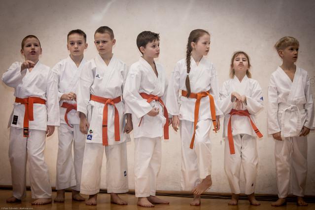 Piotr Schmidt The Karate Kids. Jak tylko wejdą na tatami to się zacznie!