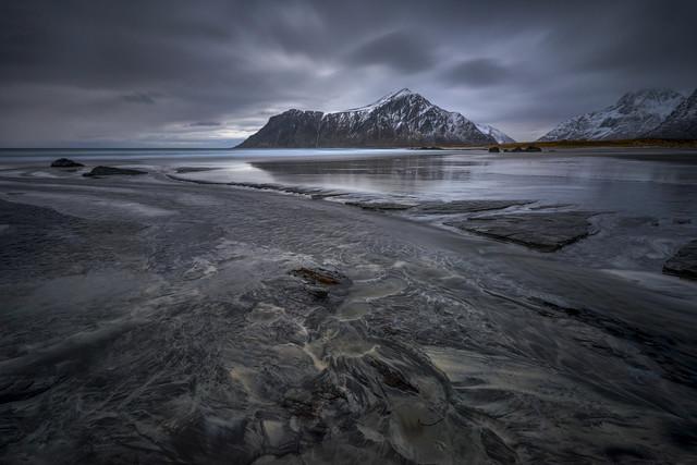 Skagsanden Norwegia , Lofoty JAN SIEMINSKI #321987