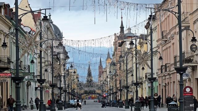 Łódź świątecznie Picasa #312401