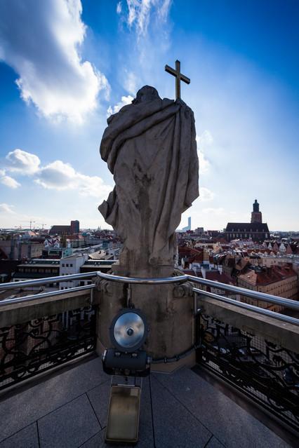 Sentinel Wrocławski spacer fotograficzny ''Zaułki Wrocławia i coś