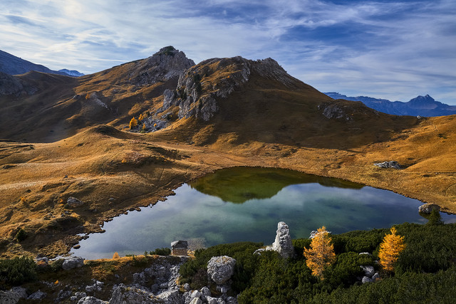 Passo Valparola Dolomity, Włochy JAN SIEMINSKI #312953