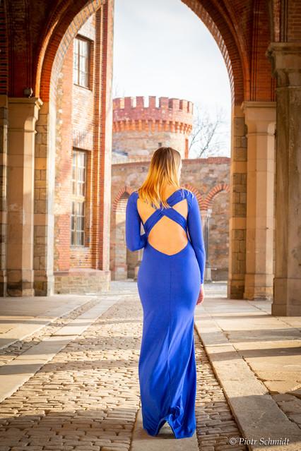Sesja fotograficzna w Pałacu Marianny Orańskiej w Kamieńcu