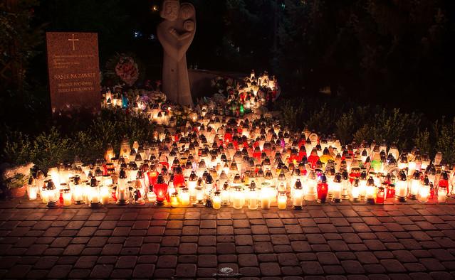 1 listopada - Święto Zmarłych Krzysztof Tollas #327668