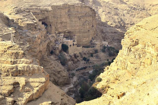 Klasztor Koziby w Izraelu Dariusz WojtaIa #322427