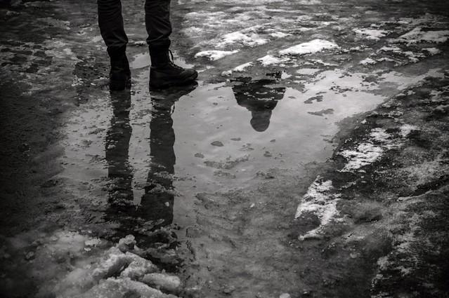 zimowi przechodnie Kasia Rubiszewska #302437