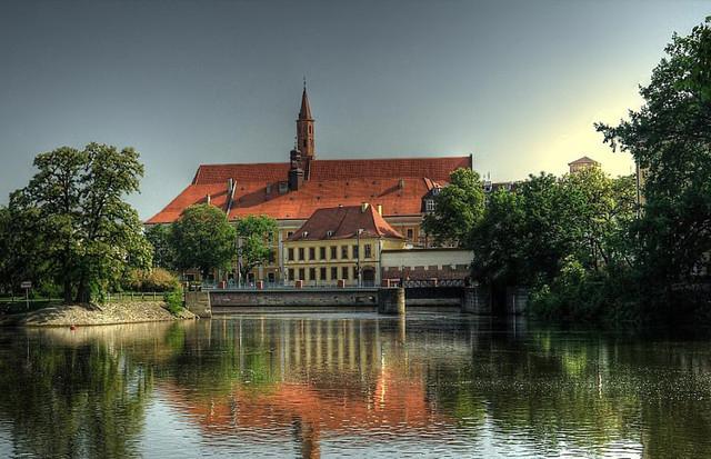 Obrazek z Wrocławia Zbigniew Stanislawski #120849