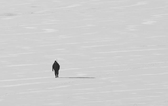 lodowa pustynia... Stanisław Hawrus #312500