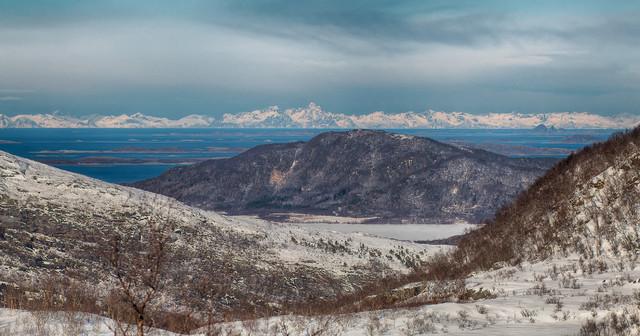 RAFAL SZEMRYK Lofoty -  Norge