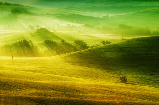 magic Tuscany Landscape in Tuscany Slawomir_Kruz #225805