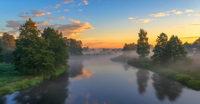 Rzeka Gwda Krzysztof Tollas #321895