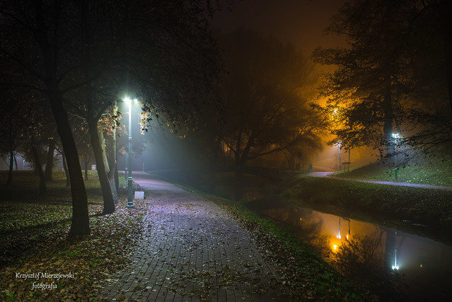 Listopadowy wieczór K.Mierzejewski #327899