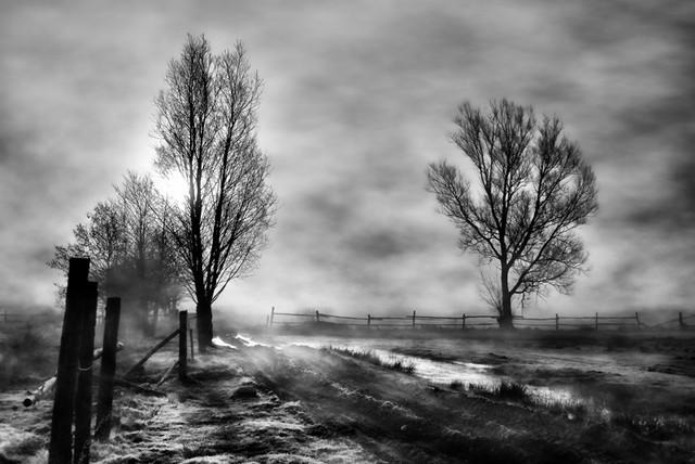 Sławek Rezerwa Poranne mgły #1