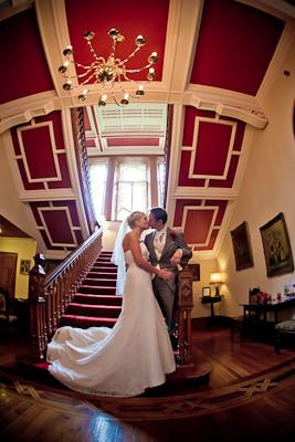 Krzysztof Dolinny Tinakilly House wedding pictures
