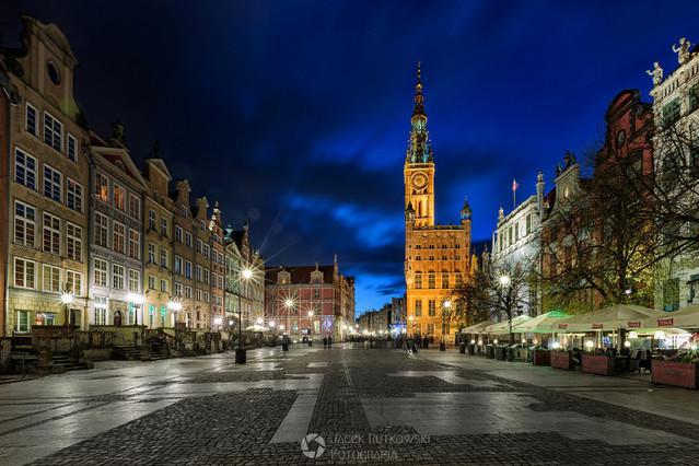 Gdańsk Długi Targ maggelan #310549