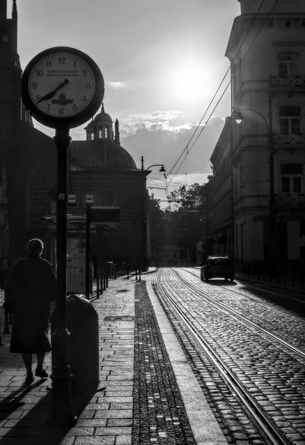 Kraków 7:39 AM SONY DSC Krisstofferson #300390