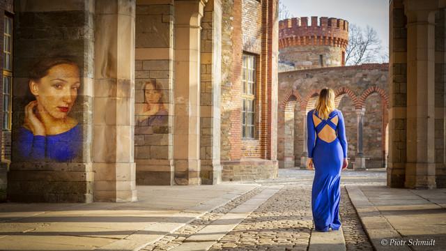 FRESK Sesja fotograficzna w Pałacu Marianny Orańskiej w Kamieńcu