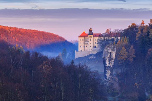 Zamek w Pieskowej Skale Marcin Rydzewski #312620