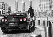 TommY Nissan GTR, Dubai