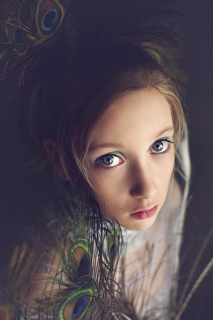 Peacock eye Anna Ścigaj #305232