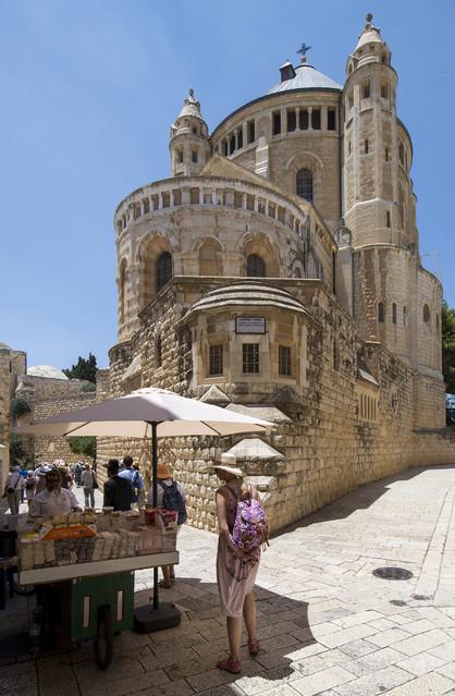 Hagia Sion Jerusalem Dariusz WojtaIa #323494