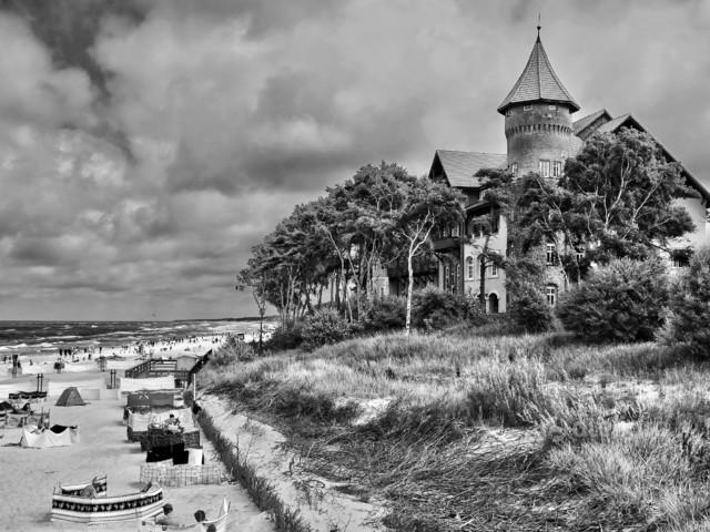 Łeba-plaża Agrafka1 #233236