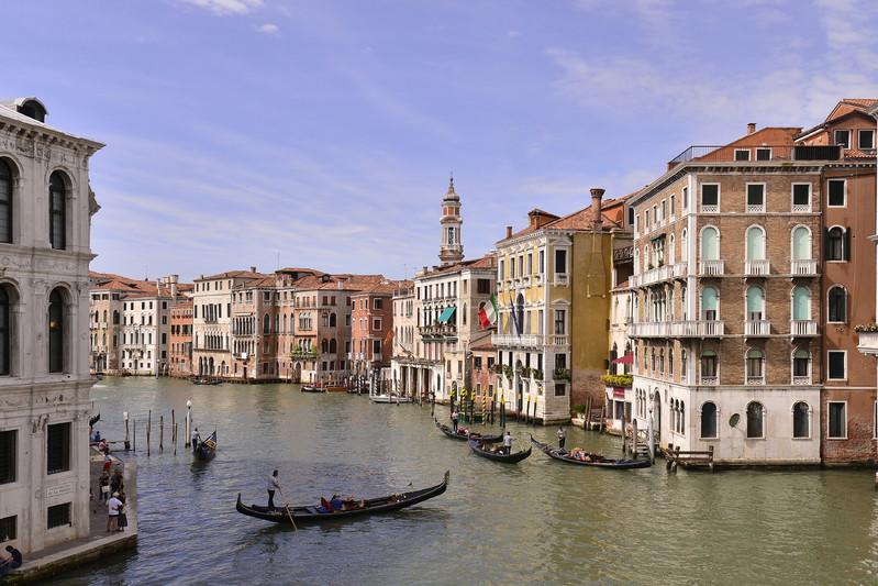 Dariusz WojtaIa|Canale Grande - Venezia