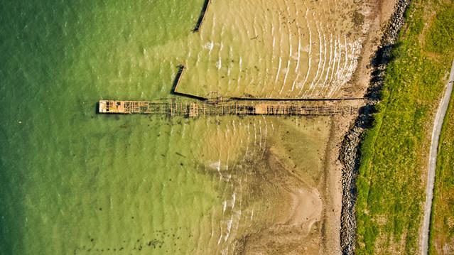 Lot lot dronem nad starym mostem Tomasz Sławinski #294899