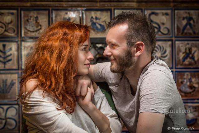 Ania i Daniel Wesołe opactwo Michałowice Piotr Schmidt #315121