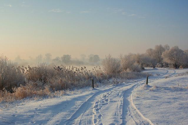 Nadwarciańska zima Pawel Plucinski #303316