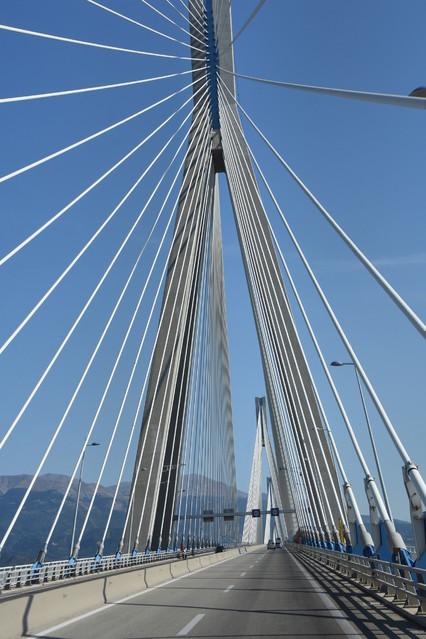Most Rio Antirio Stanisław Hawrus #314781