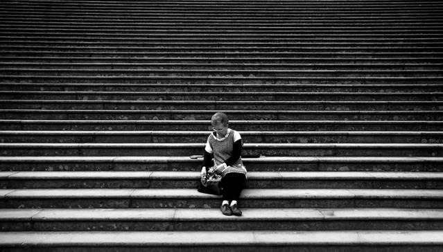 schody, schody, schody... Stanisław Hawrus #326774