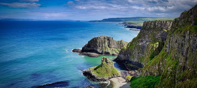 Northern Ireland ''when the sun sometimes shines'' atenytom