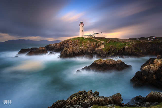 Ryszard Lomnicki Fanad Head Lighthouse