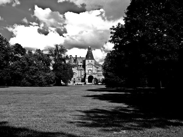 obia Pałac w Kobylnikach