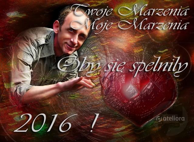 Piotr Borzucki Rok Nowy Nadchodzi