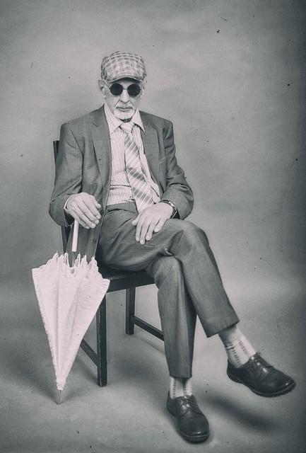 Leon Zawodowiec na emeryturce ;-) Krisstofferson #324672