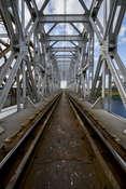 Dariusz WojtaIa Most kolejowy pod Goniądzem