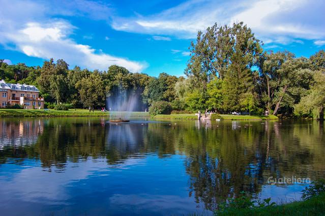 Nałęczów, park Zbigniew Kapusta #336405